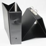 Bespoke A4 2 ring PVC Easel Binders