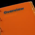 Branded polypropylene tab dividers for business
